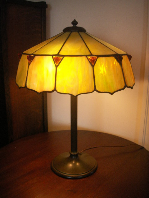 1920 Floor Lamp Shades Antique Floor Lamp Circa 1920 S